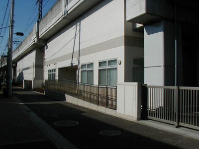狛江市小田急線高架下ストックヤード 電気設備工事